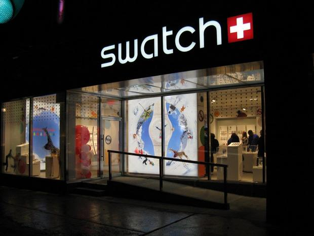 PNH Solutions Supplies Swatch with SEG Fabric Frames for their Stores in North, Central and South America