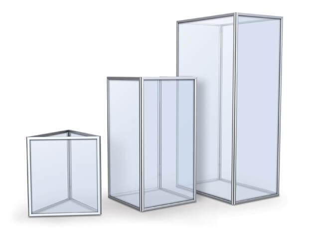 Alu Frame Structure