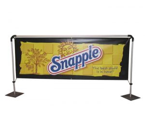 banner sling stand