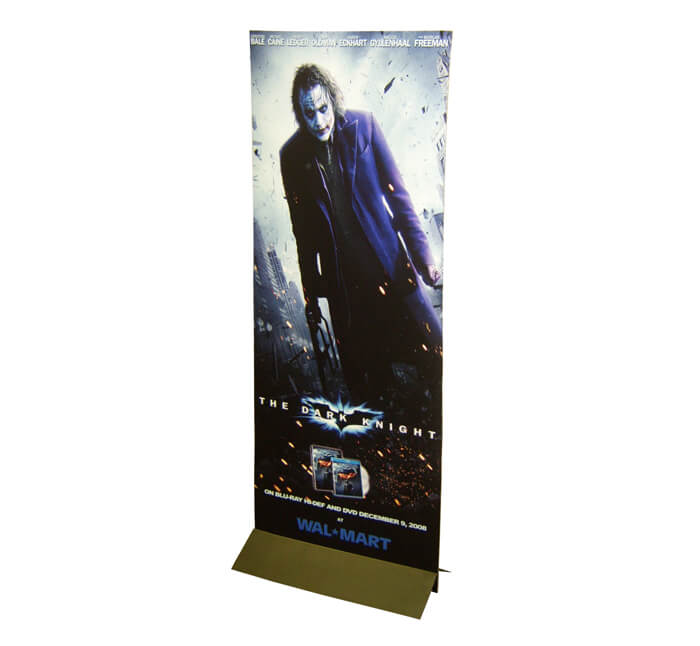 mighty mount banner stand