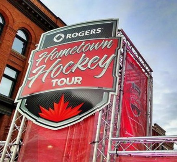 Rogers Hometown Hockey – Across Canada, Since 2014