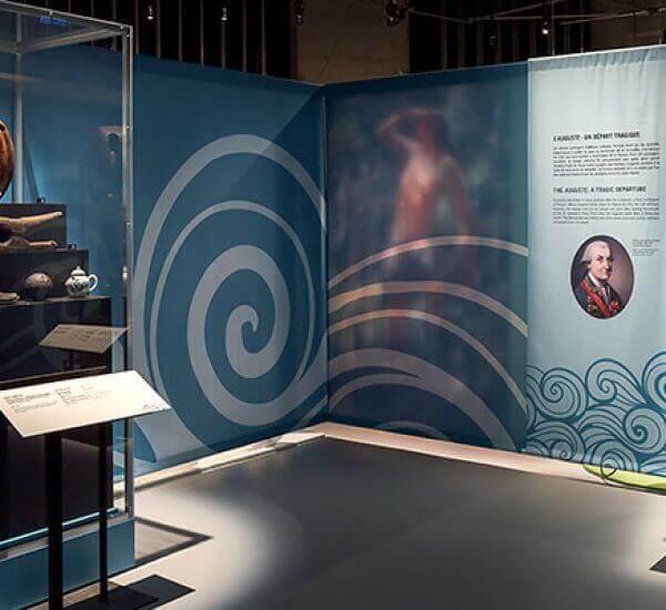 Fragments d'humanité: Archéologie du Québec – Montréal, 2016 – 2017