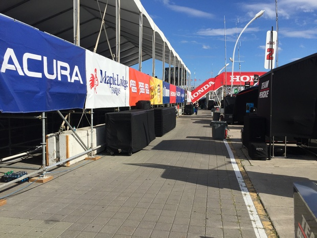 PNH Solutions Produces Visual Branding for the 2016 Honda Indy Toronto