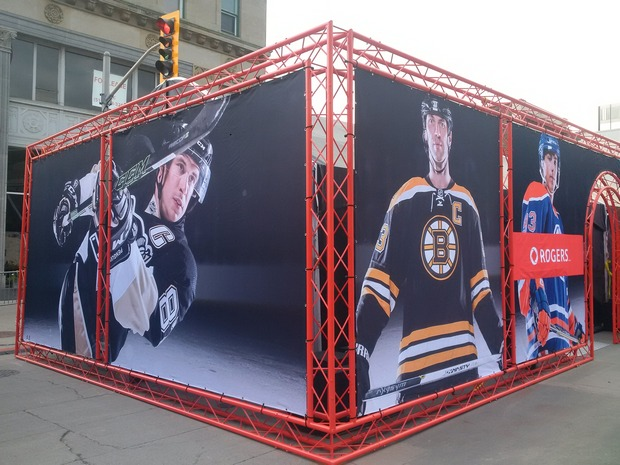 PNH Solutions débute sa 3e saison avec le Tournée Hockey d'Ici de Rogers