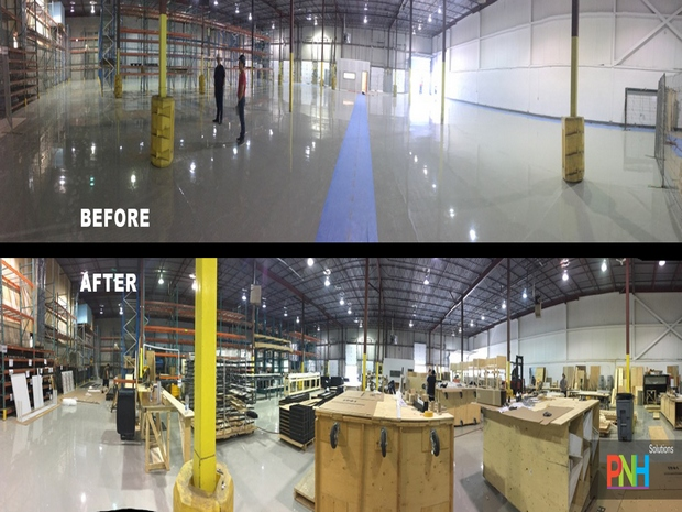 PNH Solutions Broadens Its Manufacturing Capabilities to Offer More Complex Custom Displays with 26 000 sq. ft. Expansion