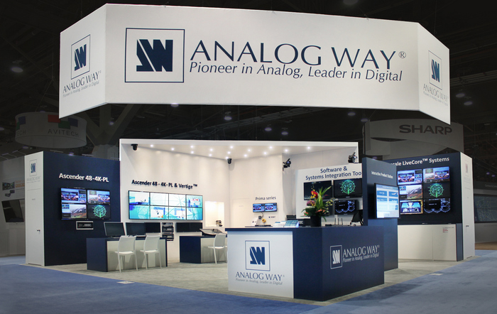 Exhibit Solutions Analog Way