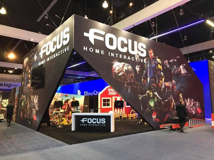 Focus Home Interactive – Las Vegas, 2017