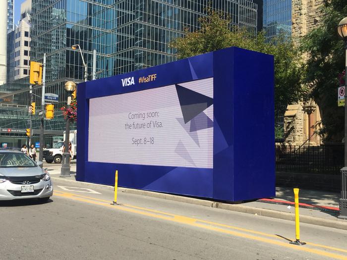Visa – 2015, 2016 & 2017, Toronto