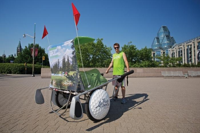 Alberta Tourism – Ottawa, 2014