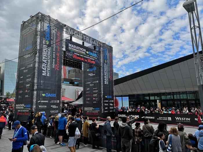 Marathon International Oasis de Marathon – Montreal, 2018 & 2019