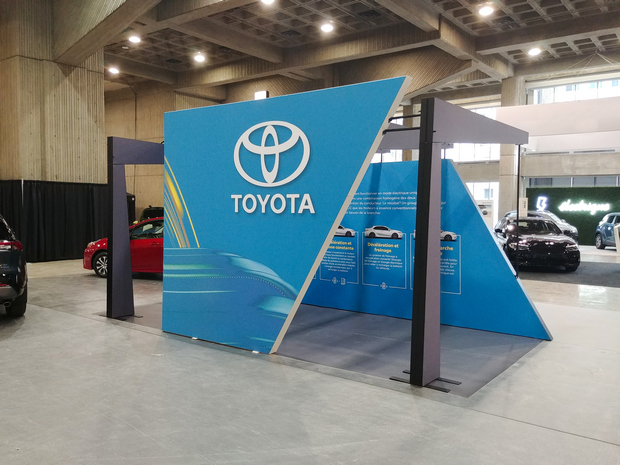 Toyota – Montreal & Quebec City, 2019